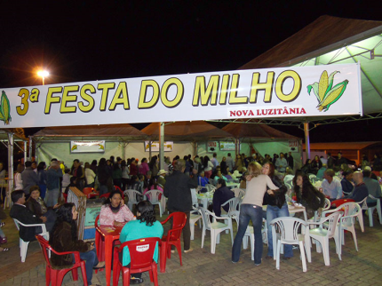 3ª Festa do Milho agitou o fim de semana em Nova Luzitânia