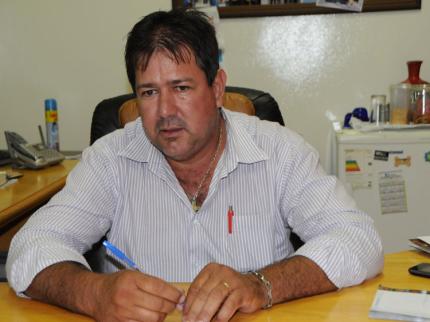 Vice assume em Nova Luzitânia