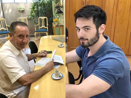 Saúde de Nova Luzitânia recebe dois novos médicos