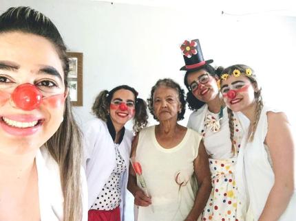 NASF realiza Projeto Saúde e Alegria