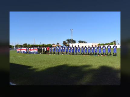 Nova Luzitânia x Lourdes pela 10ª Copa Lidesfrim