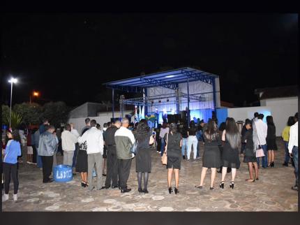 Dia do Evangélico foi noite de bençãos em Nova Luzitânia