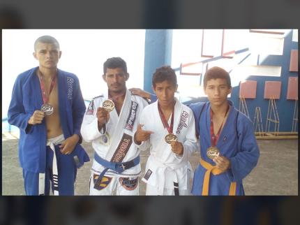 Nova Luzitânia é destaque em campeonato de Jiu-Jitsu