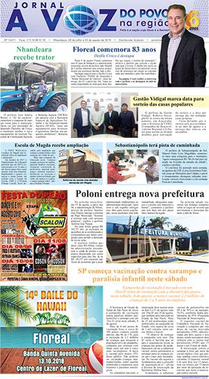 Edição 03/08/2018