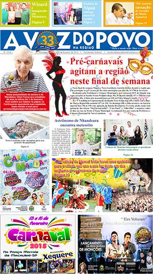 Edição 06/02/2015