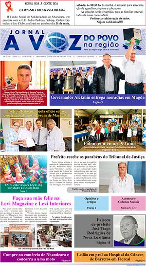 Edição 06/05/2016