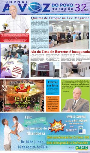 Edição 08/08/2014