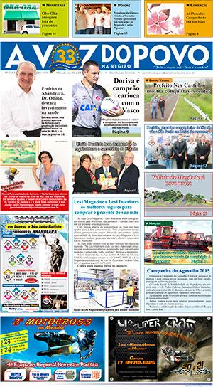 Edição 08/05/2015
