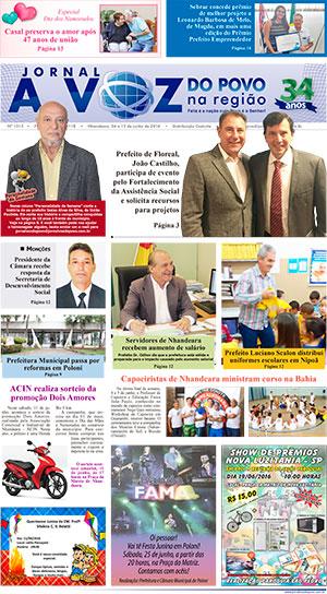 Edição 10/06/2016