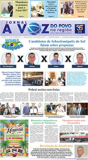 Edição 10/11/2017