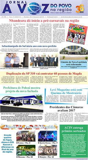 Edição 12/01/2018