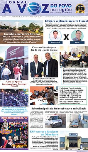 Edição 19/07/2019