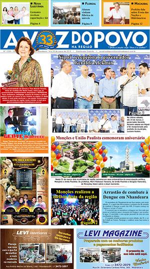 Edição 20/03/2015