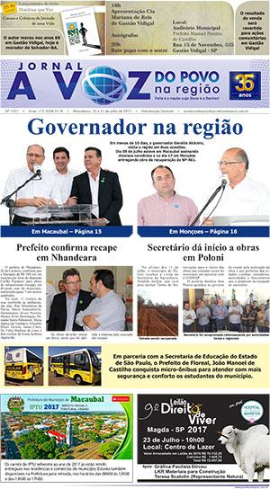 Edição 21/07/2017