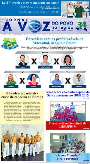 Edição 23/09/2016