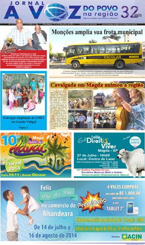 Edição 25/07/2014
