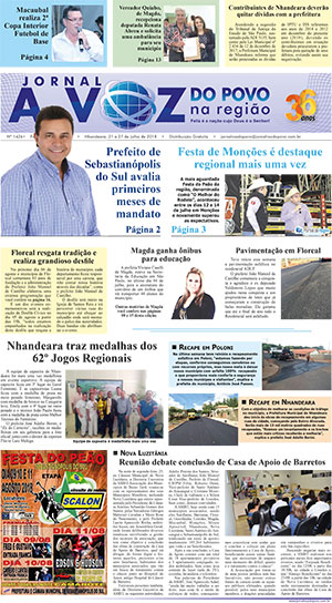 Edição 27/07/2018
