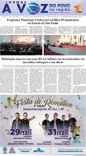 Edição 28/12/2018