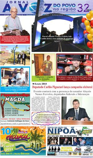 Edição 01/08/2014